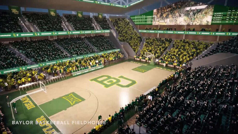 PHOTOS: Renderings of Baylor's planned new basketball facility