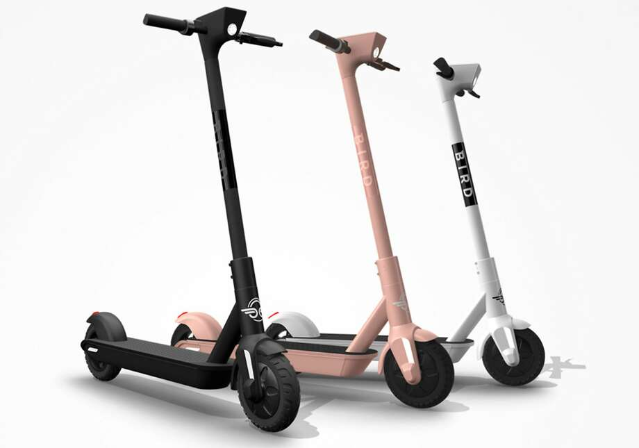 Bird's newest scooter is for sale, and comes in rose gold