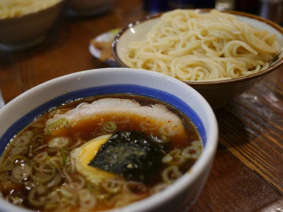 Tsukemen-style ramen from a Taishoken location in Japan. Scroll ahead to see Yelp's top-rated ramen restaurants around the Bay. Photo: Yelp / Euoni J.