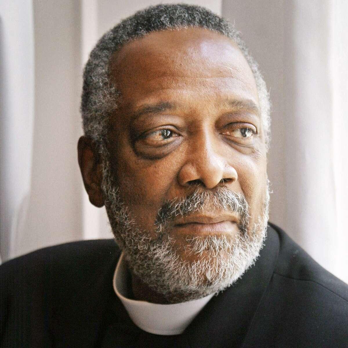 Rev. Edwin C. Sanders II, a 1969 Wesleyan University graduate, is the senior servant and founder of Metropolitan Interdenominational Church in Nashville, Tennessee.