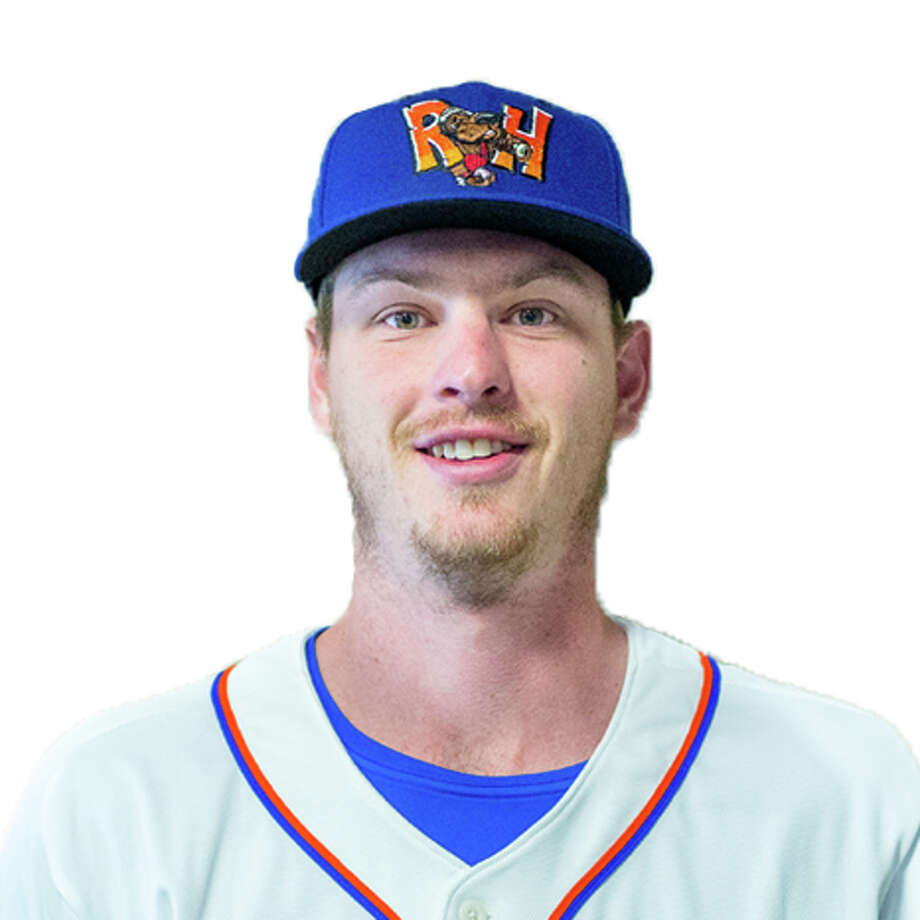 2019 RockHounds pitcher Brian Howard Photo: RockHounds