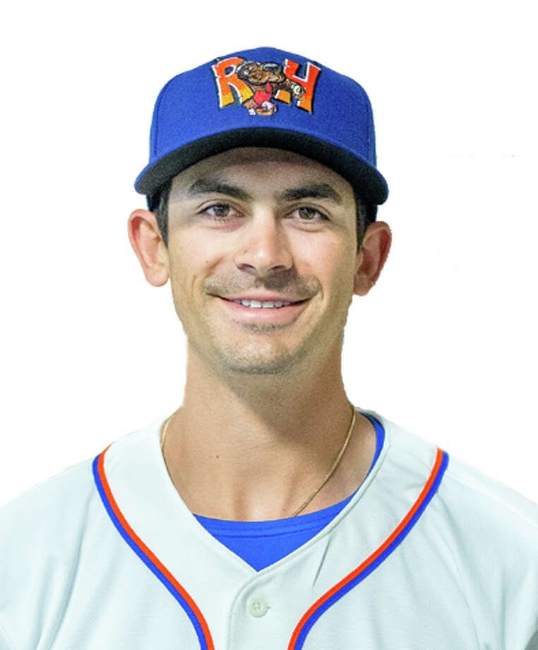 2019 RockHounds player Luke Persico Photo: RockHounds