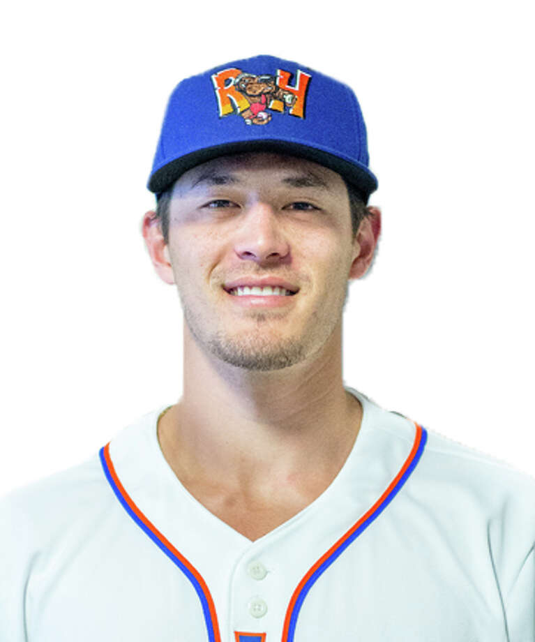 2019 RockHounds catcher Collin Theroux Photo: RockHounds