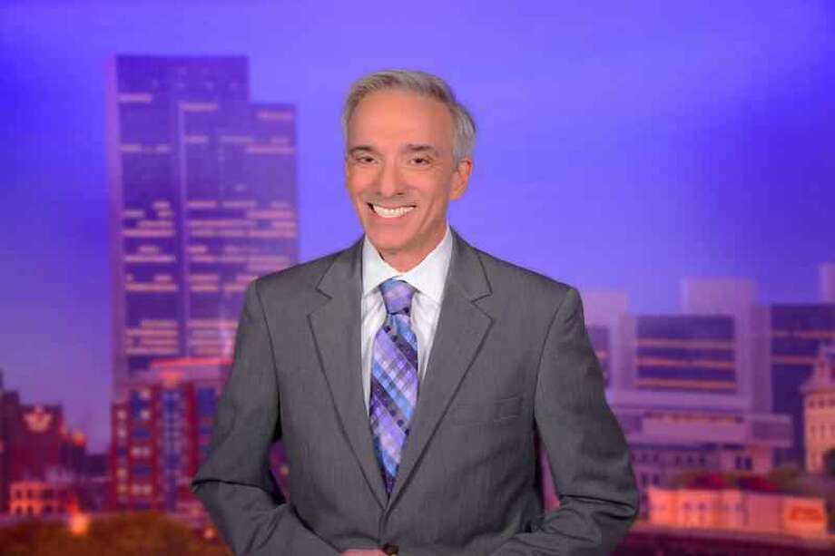 Andrew Gregorio, who has been on-air in the Capital Region since the early 1990s, is leaving meteorology in June 2019 to work in IT. Photo: WNYT