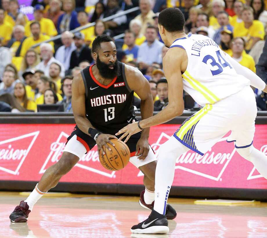 James Harden Latest News: Warriors Survive Kevin Durant Injury, Hold Off Rockets In