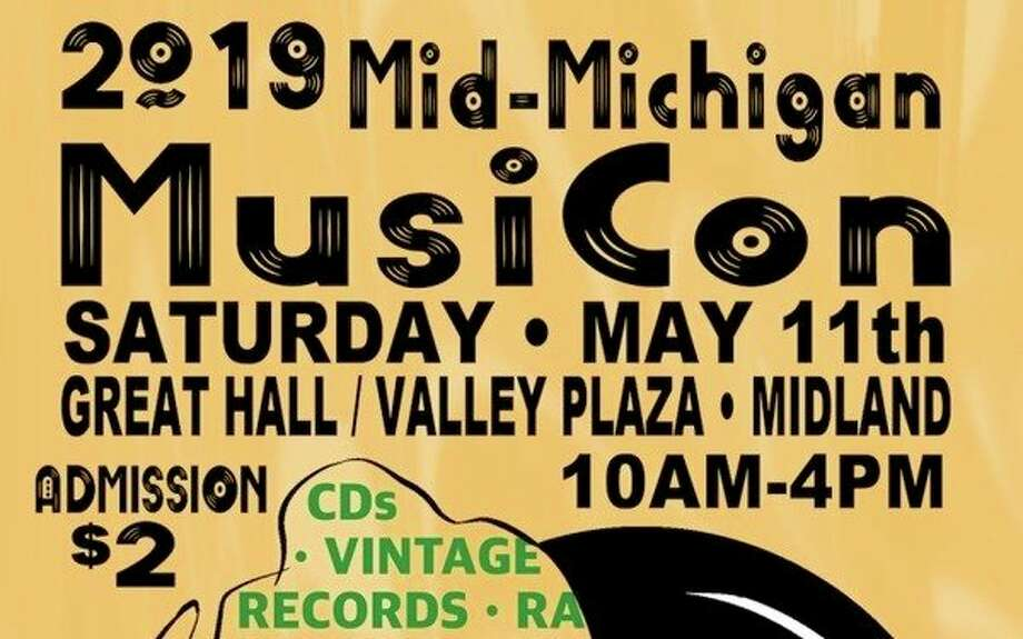 Mid-Michigan MusiCon is back. The day-long music expo is set for Saturday May 11, at the Great Hall at Valley Plaza in Midland. (photo provided)