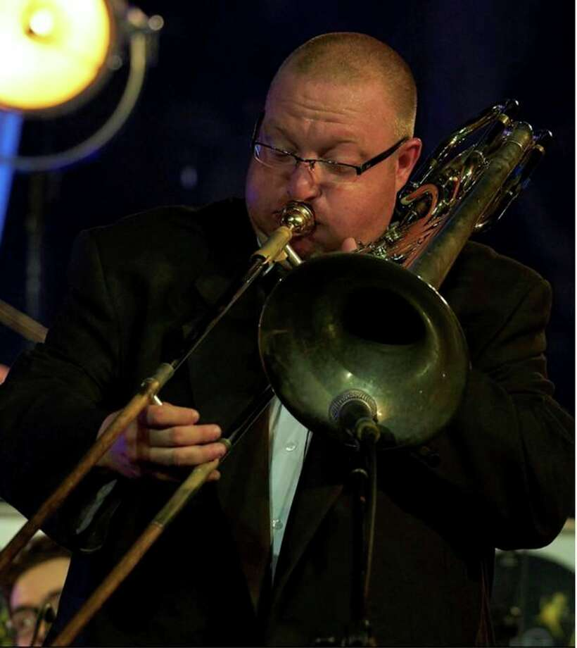 Mark 'Frosty' Frost will befeatured ata brass master class May 13 and then in concert May 19 with Mid-Michigan Brass Band. (photo provided)