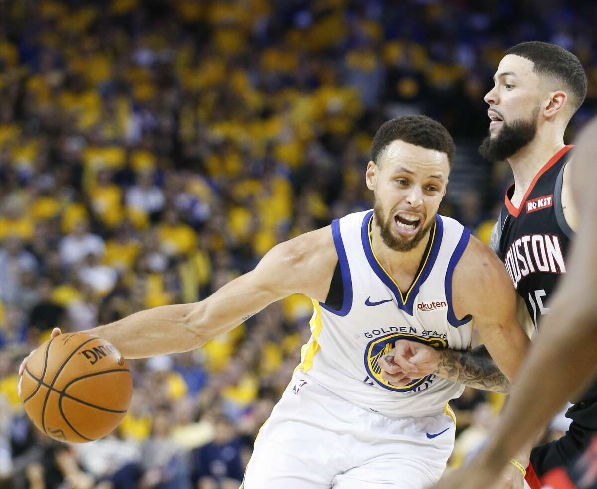 Stephen Curry and the Warriors won an NBA championship and advanced to another Finals series before Kevin Durant's arrival. They'll need to get by without him to advance past the Rockets.