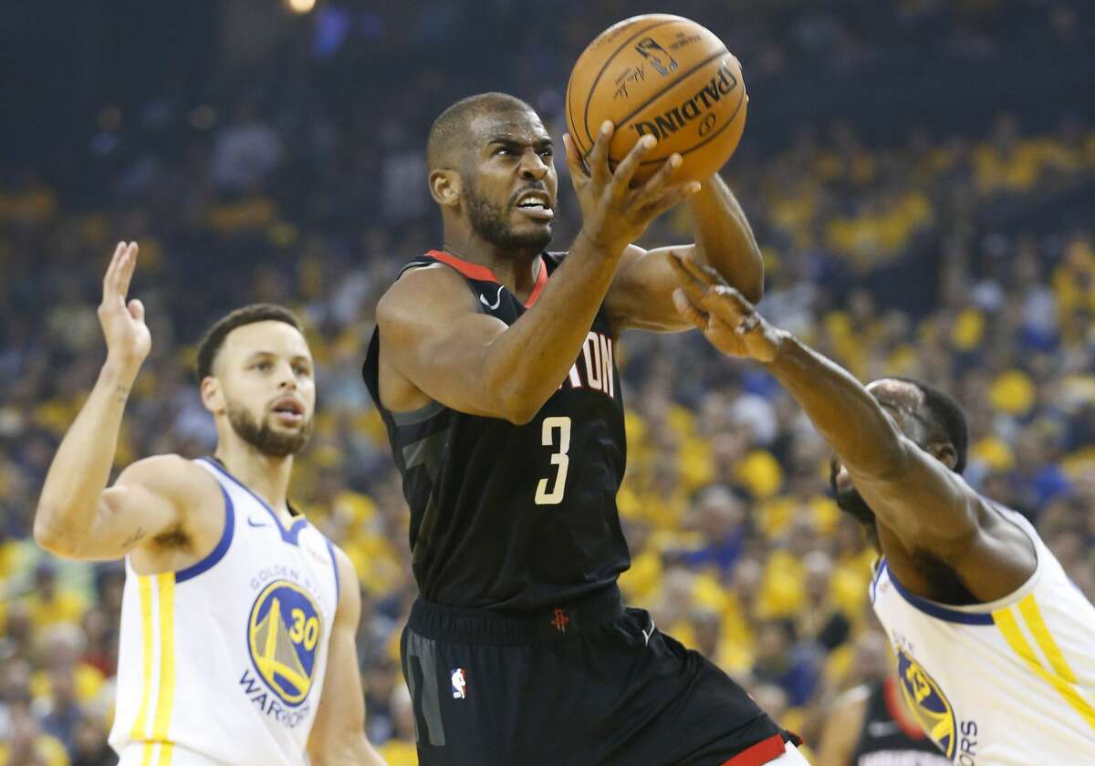 The Rockets don't need Clippers era or even last season's Chris Paul, but they need more in tonight's Rockets-Warriors Game 6 with Houston facing elimination.