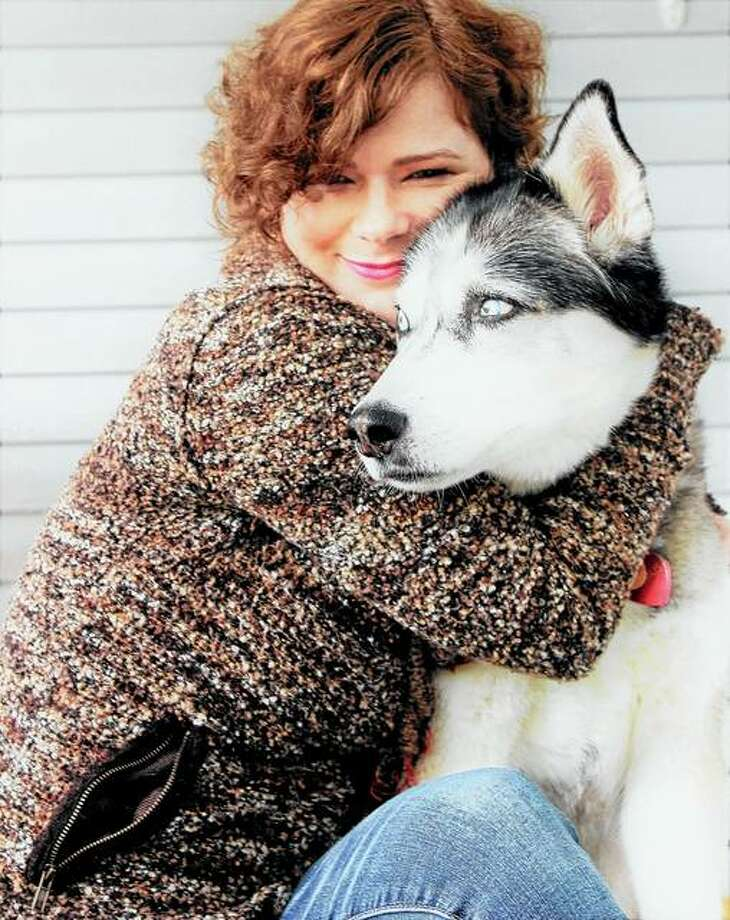 """Kara Dorris, a visiting assistant professor of English at Illinois College, is awaiting the publication of her first poetry book, """"Have Ruin, Will Travel"""". Photo: Photo Provided"""
