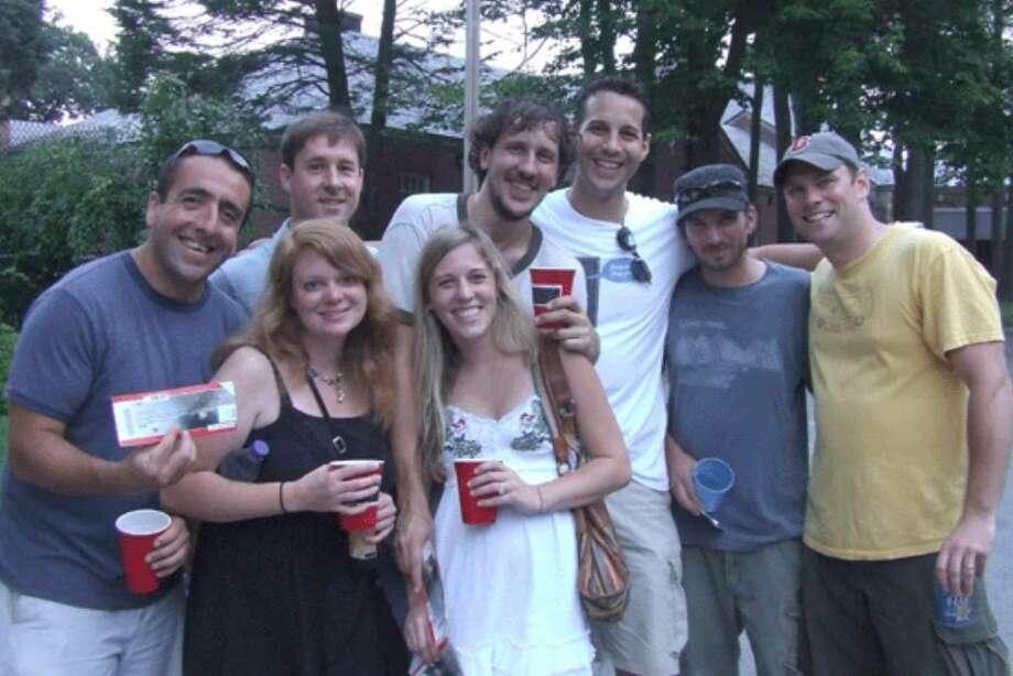 Were you seen at 2009 Phish at SPAC? Photo: Susannah Strumfeld