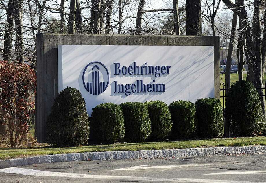 A chemical explosion was reported at Boehringer Ingelheim in Danbury Friday morning, Nov. 18, 2016. Photo: Carol Kaliff / Hearst Connecticut Media / The News-Times