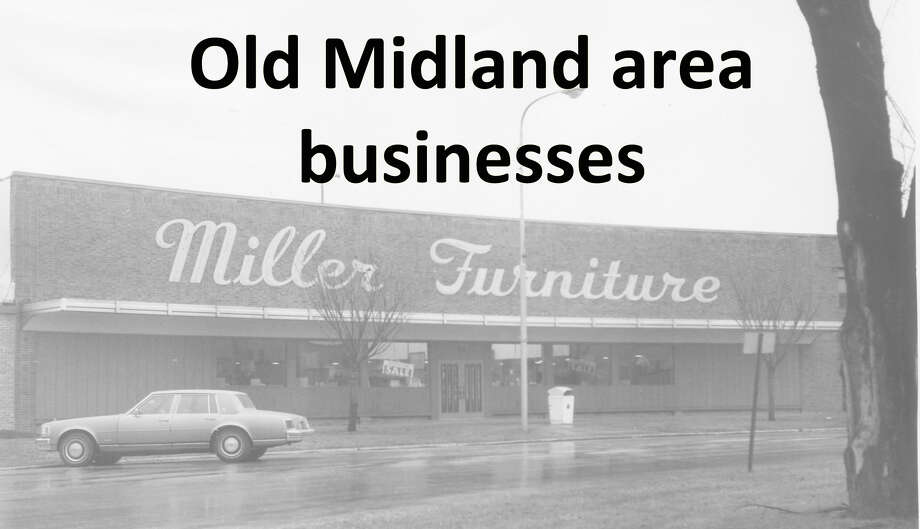 Click through the gallery to see photos of old Midland area businesses. Photo: Midland Daily News