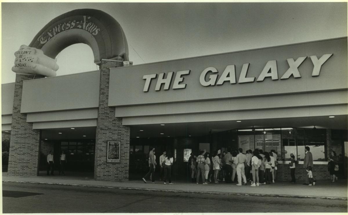 The Galaxy Movie Theater
