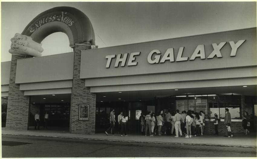 The Galaxy Movie Theater