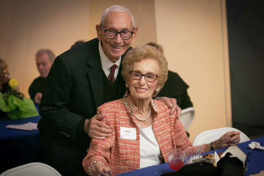 On May 16, the Madison Historical Society will honor philanthropists and civic leaders Jack and Helen Davis for their legacy of supporting the arts and culture of Madison at a gala event at the Madison Beach Hotel. Photo: Contributed Photo / / take aim photography http://takeaimphotography.com