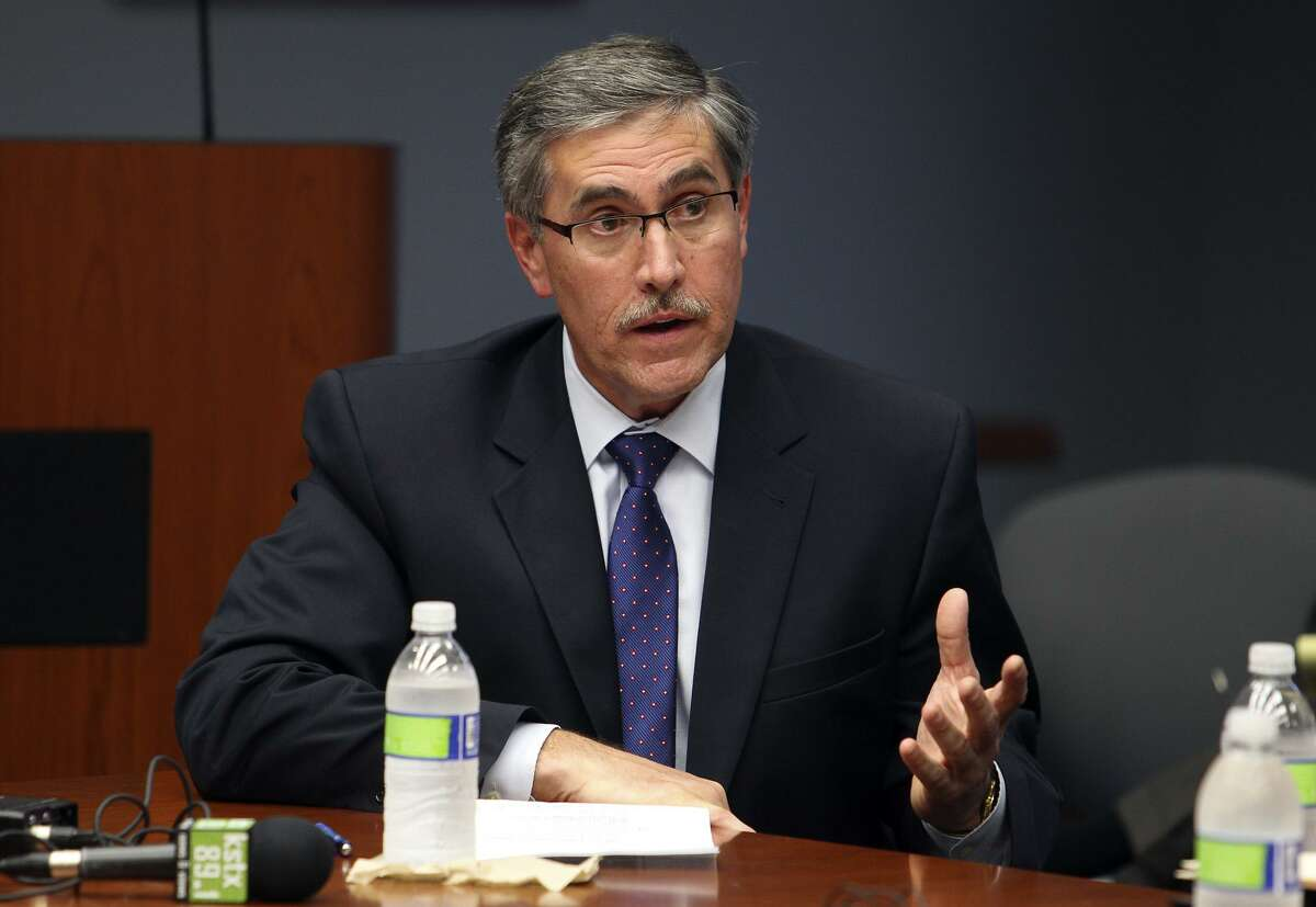 Centro San Antonio's previous CEO Pat DiGiovanni resigned in 2017 after its board discovered a staff accountant allegedly embezzled $291,000 from the public-private nonprofit.