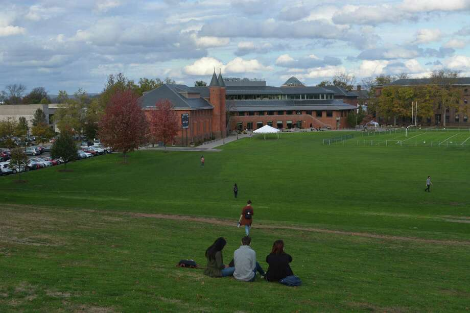 Wesleyan University's Foss Hill Photo: Cassandra Day / Hearst Connecticut Media File