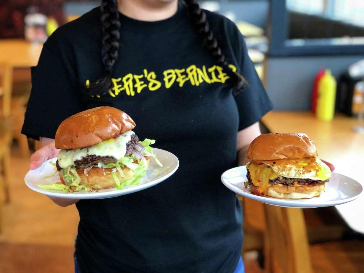 Bernie's Burger Bus has opened its fourth restaurant in Missouri City.