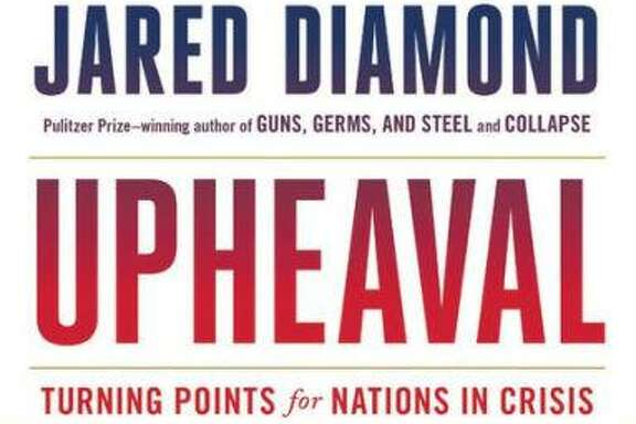 Jared Diamond is the author of Upheaval: Turning Points for Nations in Crisis