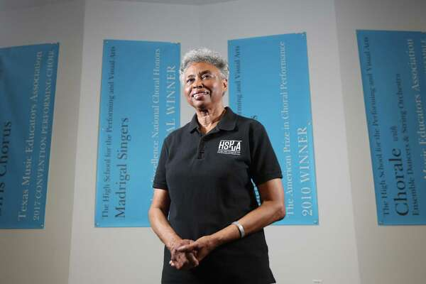 Beloved Kinder Hspva Teacher Patricia Bonner Retires After More Than 50 Years Houstonchronicle Com