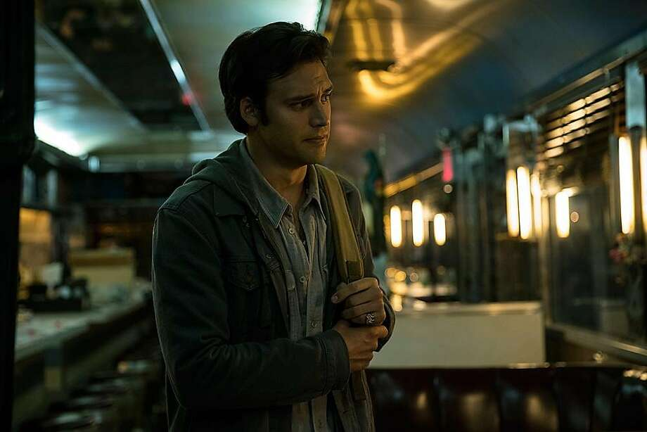 """Ryan Guzman plays Fernando, a son from Mexico searching for his father, an undocumented immigrant who worked at the World Trade Center's famed restaurant and disappeared after 9/11 in """"Windows on the World."""" Photo: UpCal Entertainment"""