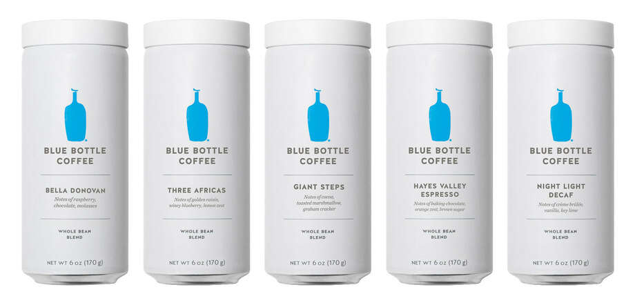 Blue Bottle Coffee Can