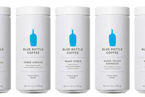Blue Bottle Coffee Can   Blue Bottle Coffee announced Thursday it was recalling all varieties of its whole-bean coffee cans due to a problem with the lid.