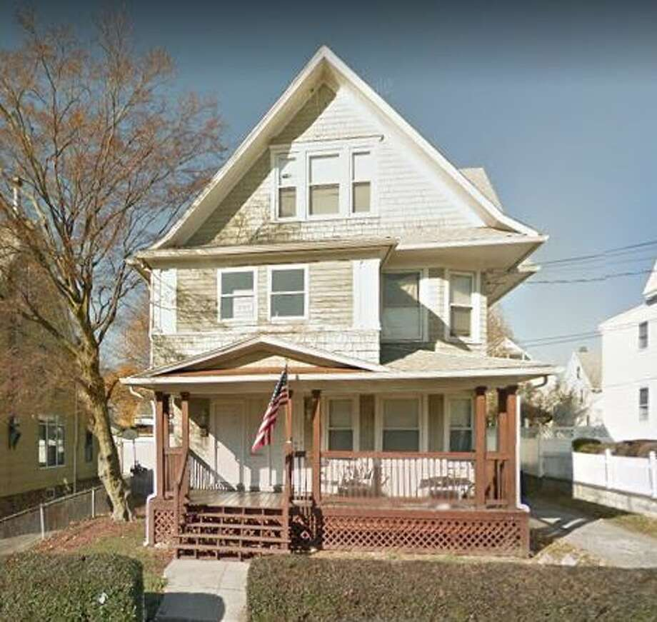 156 Savoy St. in Bridgeport sold for $330,000. Photo: Google Street View