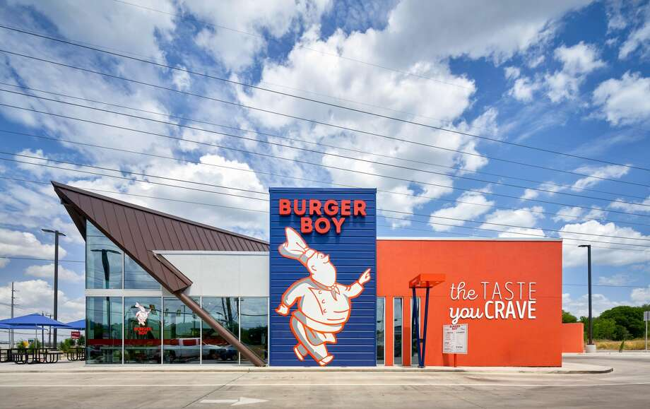 "Burger Boy was the first-ever and sole Texas restaurant to win an award by Restaurant Development + Design (rd+d) Magazine. Categories range from ""Best Bar Design"" to ""Best Full Service Restaurant Design."" The San Antonio business took the ""Best New Prototype"" distinction for their second location at 9334 Potranco Road, which opened February 2018. Photo: Dror Baldinger FAIA"