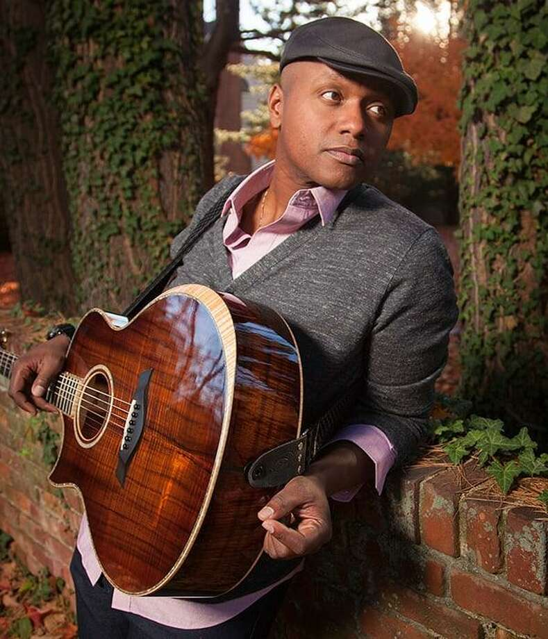 """Former Stratfordite Javier Colon, winner of NBC's first season of """"The Voice"""" in 2011, is bringing his """"Javier Colon from The Voice is HOME"""" to the Broadway supper club Feinstein's/54 Below in Manhattan on May 16. Photo: Contributed Photo"""