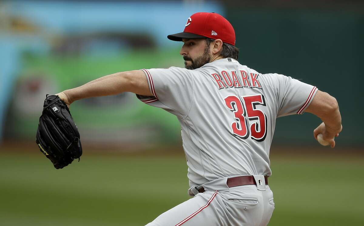 Tanner Roark, RHP, Cincinnati Reds The 32-year-old may be the one of the most realistic targets for the Giants, since he'll be a free agent at the end of the season and shouldn't cost too much should the struggling Reds choose to sell. Roark is 6-6 with a 3.95 ERA in 2019.