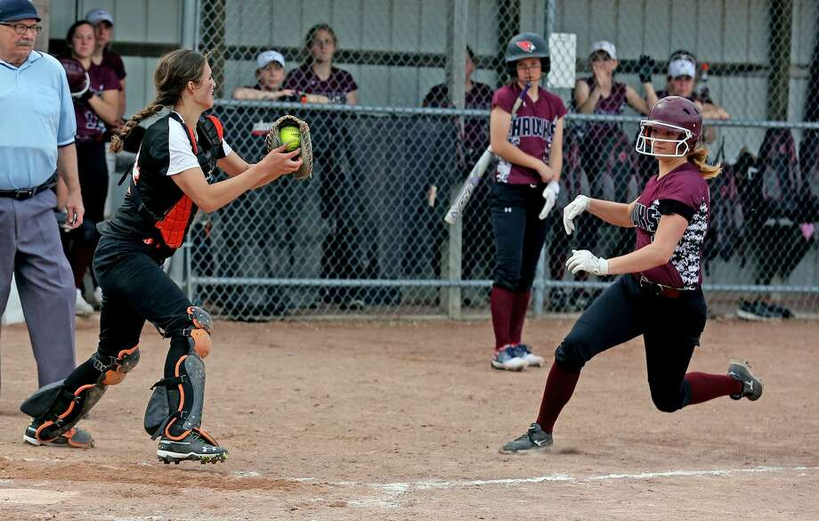 Harbor Beach at Cass City — Softball Photo: Paul P. Adams/Huron Daily Tribune