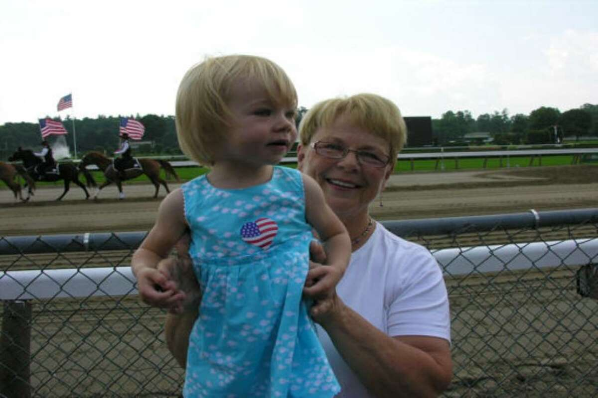 Were you seen at 2009 Saratoga Race Course open house?