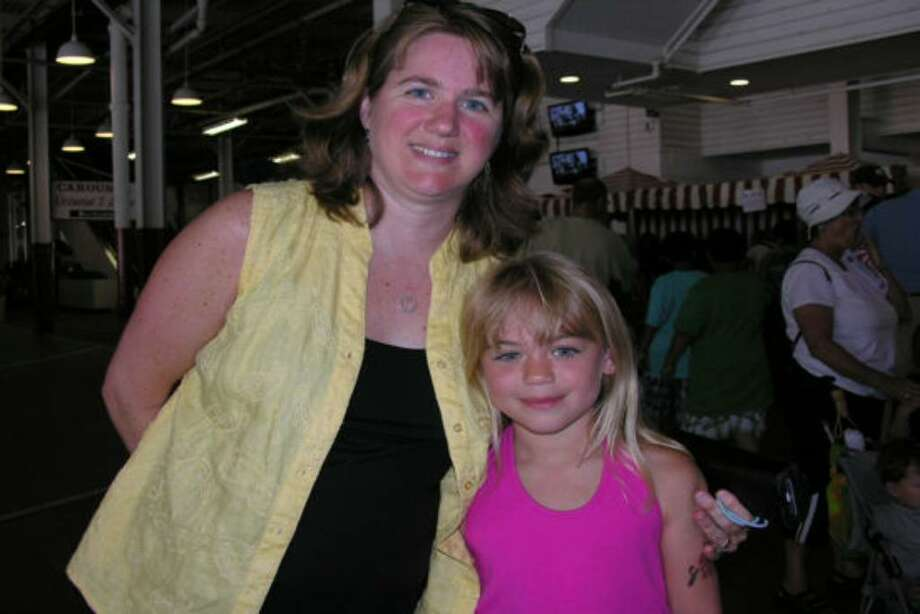 Were you seen at 2009 Saratoga Race Course open house? Photo: Audrey Mangini
