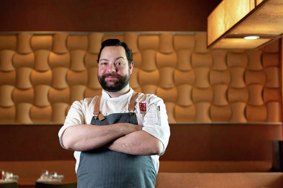 Chef Jean-Philippe Gaston, former executive chef of Izakaa restaurant, will now run the kitchen at Kata Robata, working alongside chef/owner Manabu Horiuchi. Photo: Carla Gomez