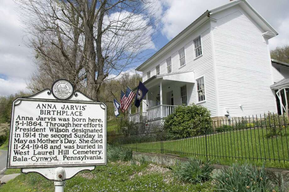 The Anna Jarvis Birthplace Museum is four miles outside Grafton, W.Va., April 22, 2008. The museum commemorates the life of Anna Jarvis, the founder of Mother's Day. This year marks the centennial celebration of the holiday. Photo: James J. Lee / AP / AP