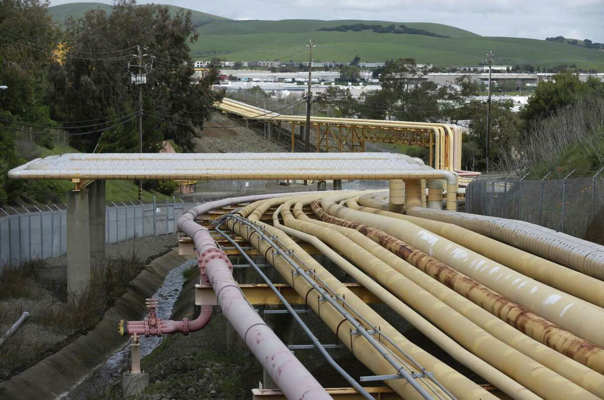 Pipelines are considered particularly enticing because were hackers to take control they could not only make use of the flammable gas or oil running through them to create an explosion in a densely populated city like Houston but they could also interrupt the flow of energy, leading to price spikes and even blackouts.