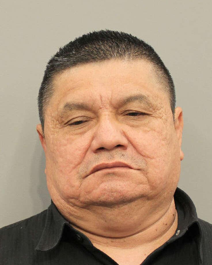 Francisco Alvarez Anaya Third DWI Photo: Houston Police Department