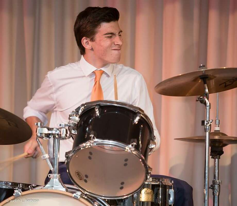 Shoreline Arts Alliance chose seven scholarship winners and six special recognition winners from the 2019 Scholarships in the Arts Top Talent Award Competition. Last year, Daniel Hand High School student Hunter Singewald, shown, was given a special recognition in instrumental music. Photo: Contributed Photo / © Judith L. Barbosa