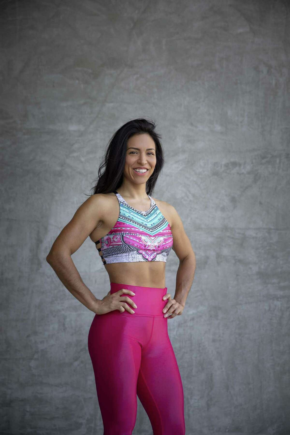Fitness trainer Carmen Morgan offers simple, easy-to-follow exercise videos, has a cute rescue dog named Joey who often stars in her posts and she starts off each video by dancing.