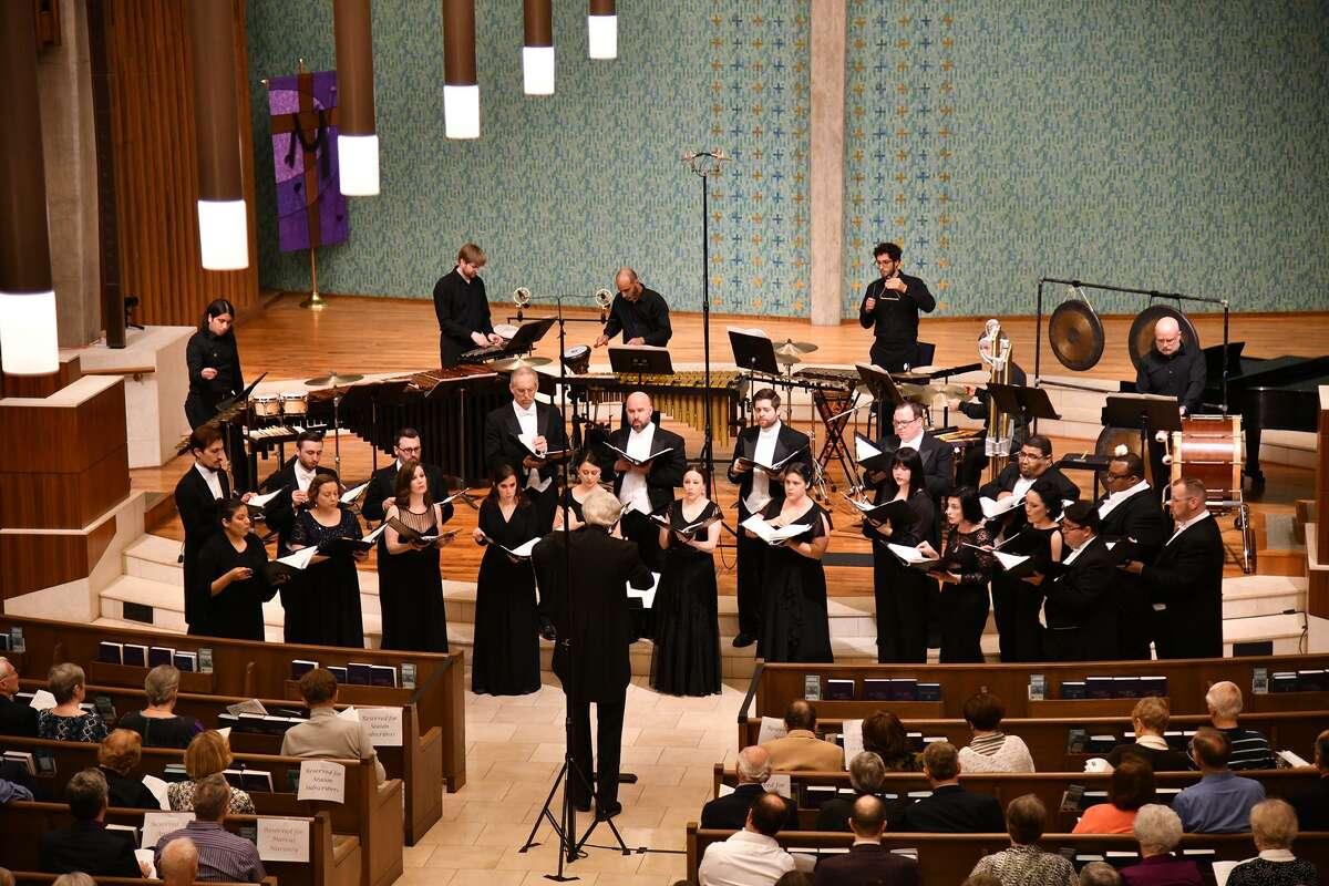 Houston Chamber Choir Mass Observation