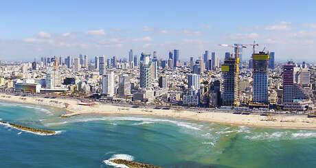 El Al next week begins service to Tel Aviv from San Francisco.
