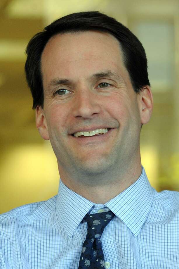 Rep. Jim Himes says he'd bet his paycheck - or maybe half his paycheck _- if special counsel Robert Mueller makes significant news when he appears before the House Judiciary Committee to answer questions about his Trump-Russia probe. Photo: Ned Gerard / Ned Gerard / Connecticut Post