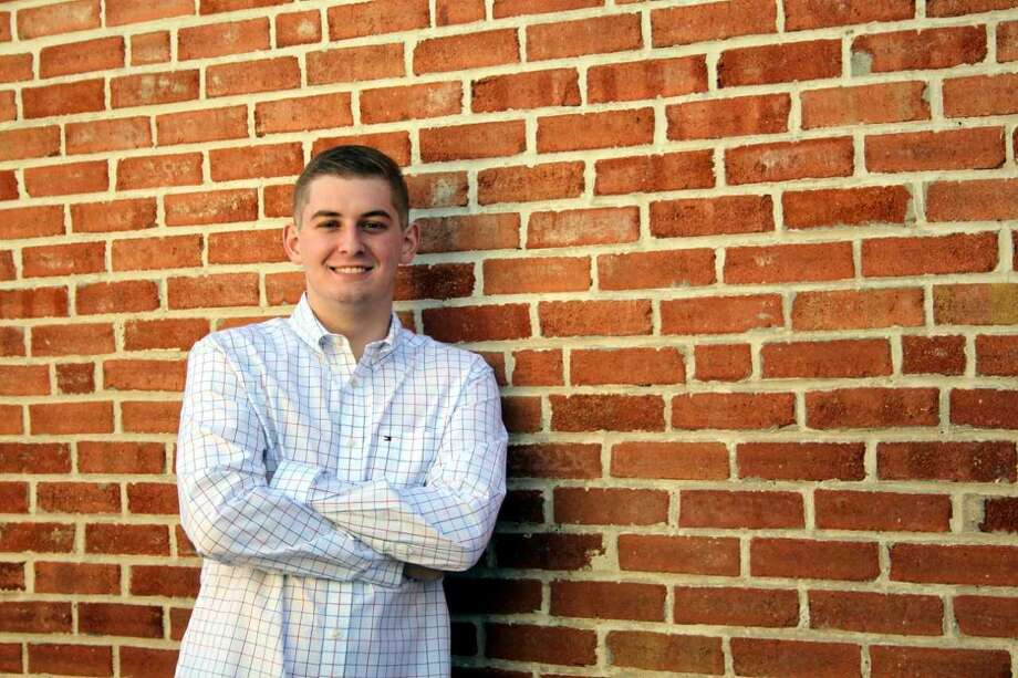 Mason Holden, a senior at Oak Ridge High School, is graduating this May with a perfect attendance record through his entire K-12 career. Photo: Submitted Photo / Submitted Photo
