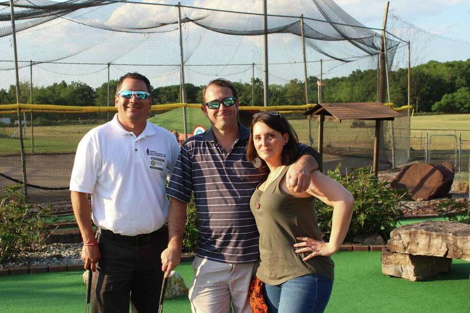 The Middlesex United Way Young Leaders Society will hold its fourth annual Putts for a Purpose Charity Miniature Golf Tournament at Torza's Golf in Cromwell June 6. Photo: Contributed Photo