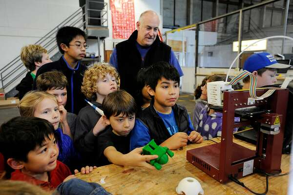 Next week's Maker Faire in San Mateo could be Bay Area's