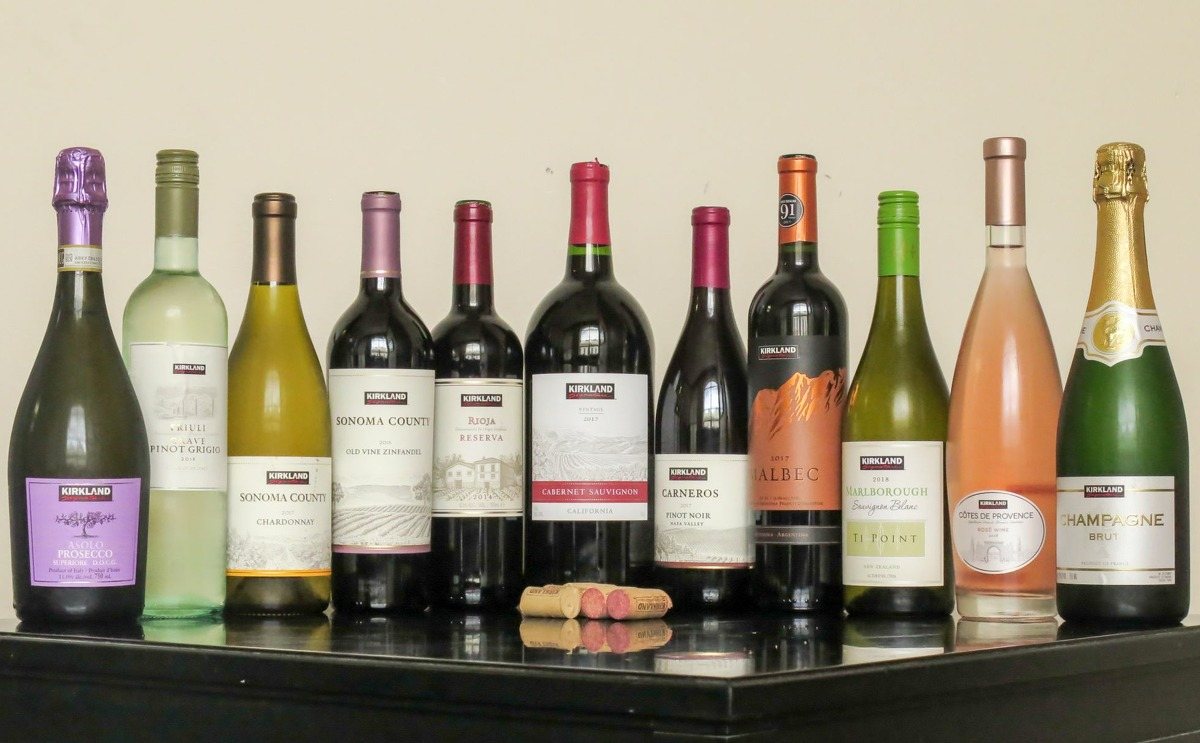Costco sells wine at a deep discount under their generic Kirkland-brand label. We tasted 11 Kirkland Signature wines and rated them on a score from zero to 5.   Click through this slideshow to see the results.