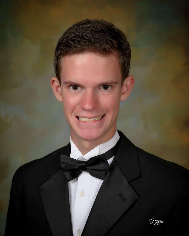 Jeremy Yarbrough is Deer Park High School's valedictorian.