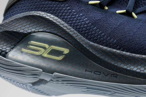 Warriors' Steph Curry names new shoes